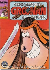 P00011 - Groonan el vagabundo howtoarsenio.blogspot.com #11