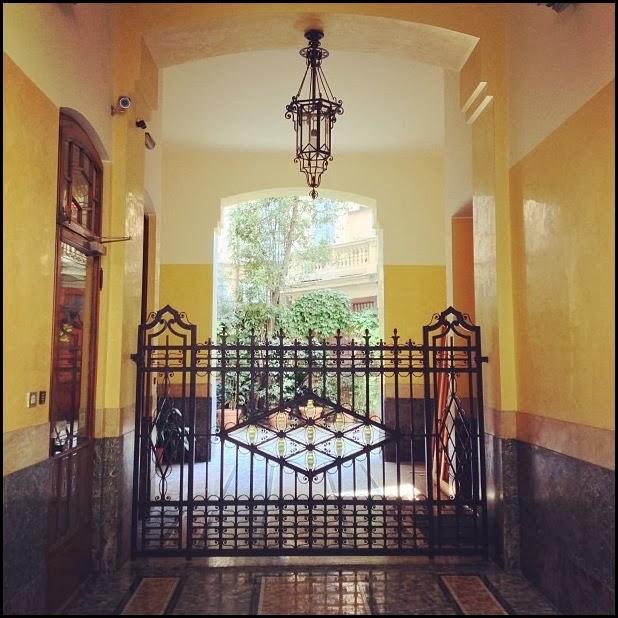 Courtyard Hotel Palladio