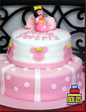 bolo minnie baby, cake minnie baby, bolo minnie bebê, bolos maceió, bolos decorados maceió, bolos fabiana correia 2