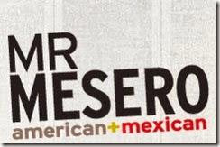 Mesero Restaurant Logo