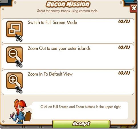 Mission 9: Recon Mission