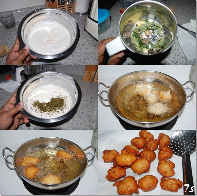 Kara appam process