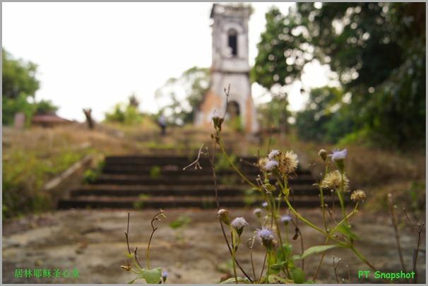 教堂的阶梯