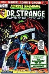 P00008 - Marvel Premiere  - Dr. Strange - por Mastergel #8