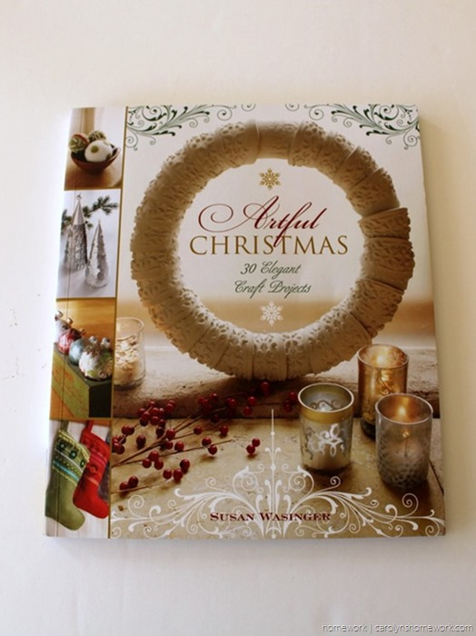 Artful Christmas Book Review via homework - carolynshomework (1)