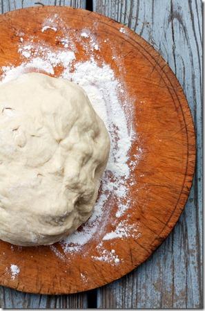 bolillo-dough