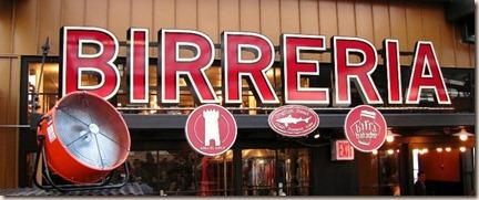 Birreria & beer logos