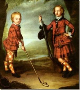 Jeremiah Davison, Les enfants Macdonald