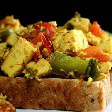 Delicious Scrambled Tofu