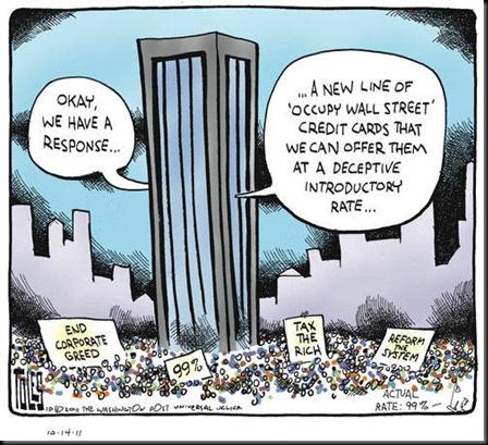 Wall-Street-Response