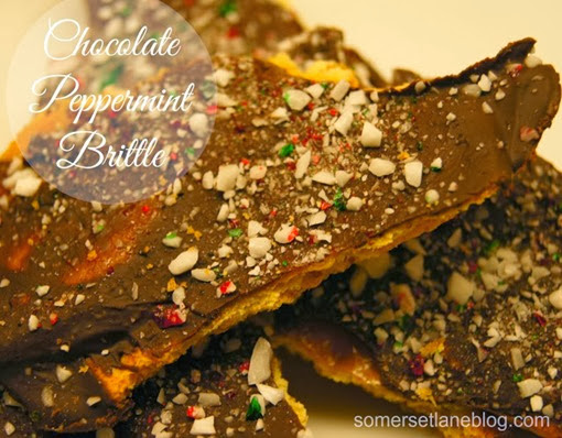 chocolate peppermint brittle2