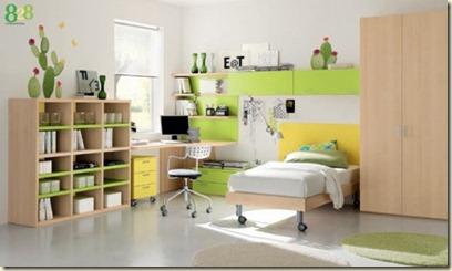 muebles para dormitorios de niños-d