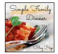 SimpleFamilyDinnerBlogHop