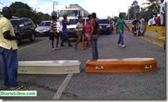 accidente Boca Chica