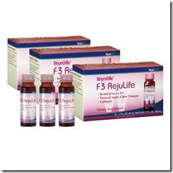 穩萊F3®活儷青春飲 (30瓶裝) ( 351-30T )