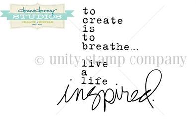 CreateToBreathe (DDUnity)