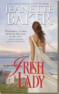 Irish Lady Cover