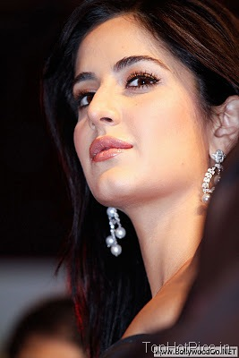 Katrina Kaif in Cute Black Dress Images 8