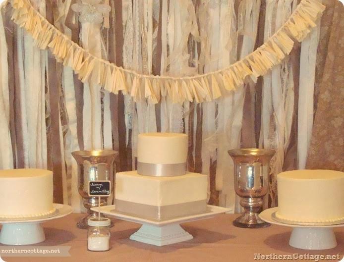Wedding Banners {Northern Cottage}