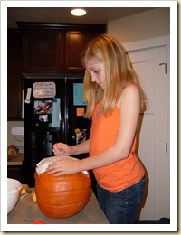 Carving Pumpkins (4) (Medium)