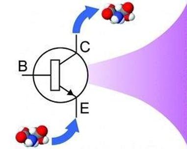 transístor químico