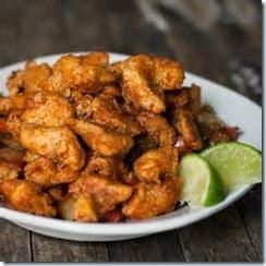 4.Paleo Chicken Fajitas