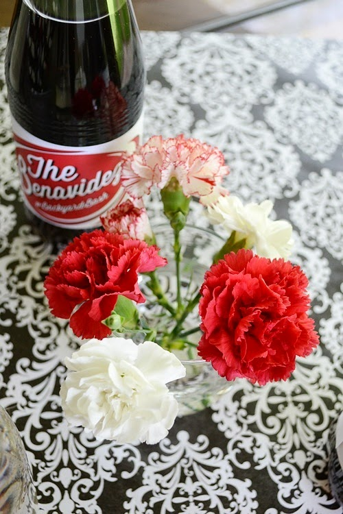 Dr Pepper #BackyardBash Ideas! Also features a free template to #DIY your own Dr Pepper labels!
