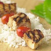 Swordfish Kebab