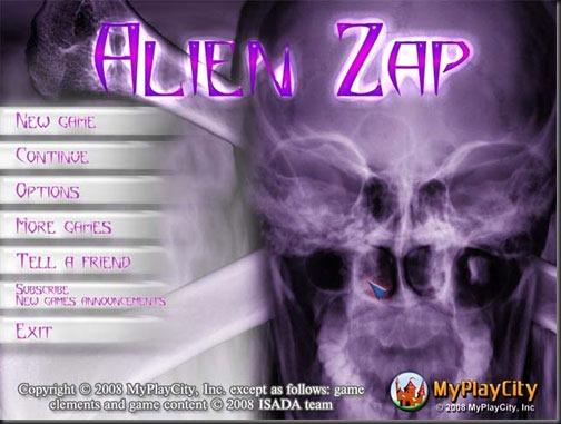 AlienZap