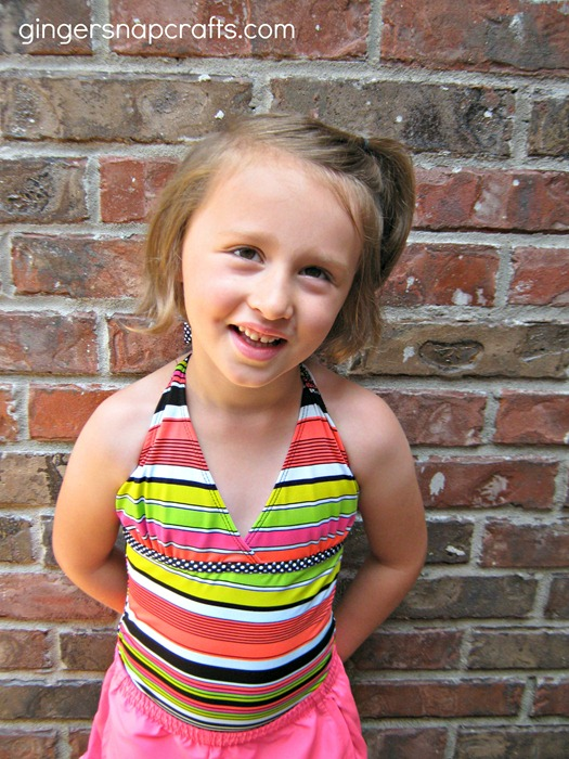cookies kids swimsuit
