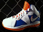 hardwood lebron8 white 01 First Look at Nike LeBron X Low   Cavs Hardwood Classic?!