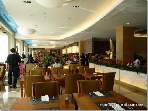 皇冠假日飯店-早餐星亞自助餐9