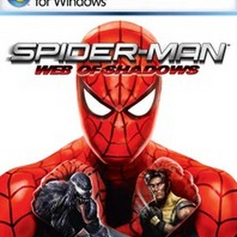 Free Download Spider-Man: Web of Shadows