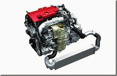 2015-Honda-Civic-Type-R-turbocharged-engine
