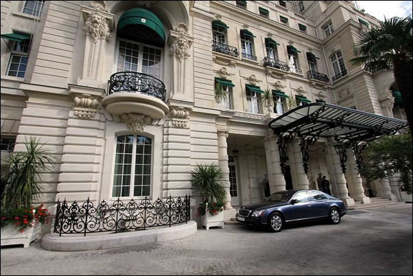فندق شانغريلا باريس3