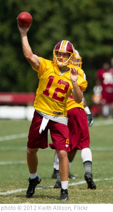 'Kirk Cousins' photo (c) 2012, Keith Allison - license: http://creativecommons.org/licenses/by-sa/2.0/