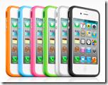 Bumper per Apple iPhone 4