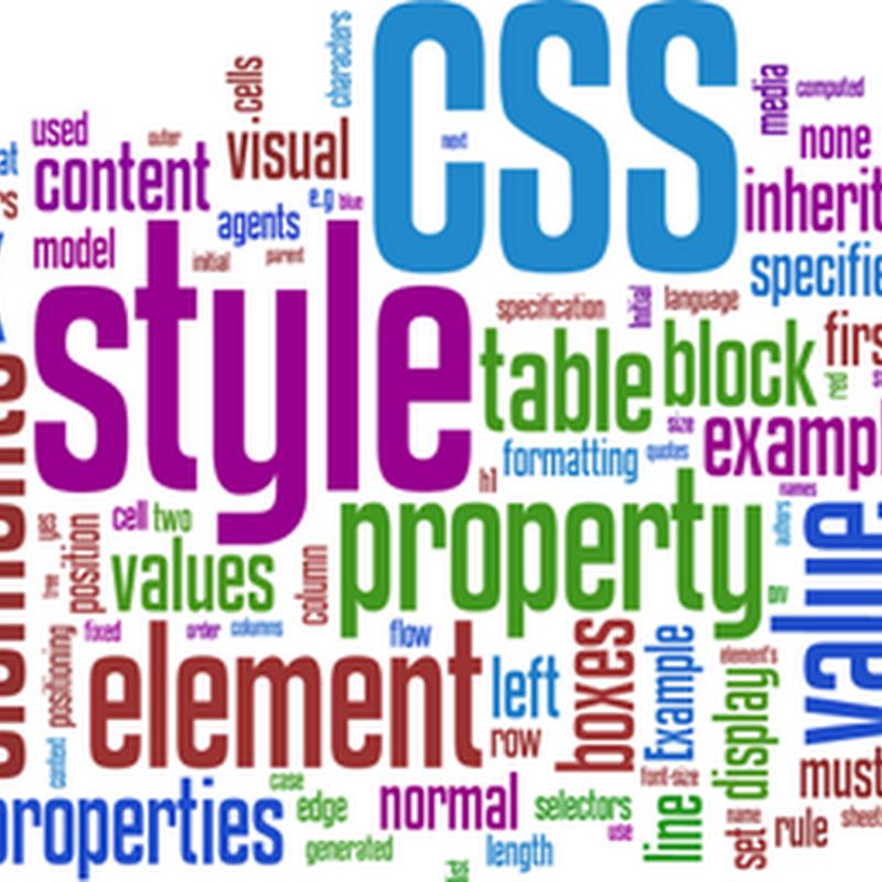 Che cosa posso fare con il codice CSS?