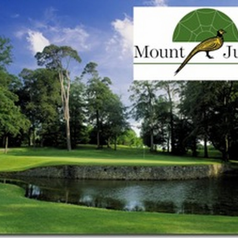Mount Juliet Readers Fourball Prize and June Events