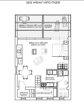 Appartement de vacances Roverella 1 (734998), Cefalù, Palermo, Sicile, Italie, image 12
