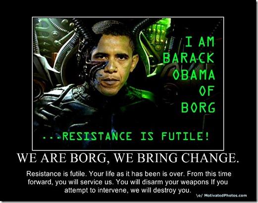 obamaborg- Resistance Futile 2