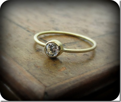 junedesigns diamond ring