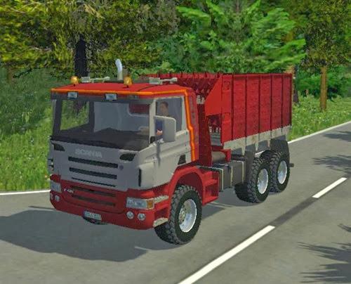 scania-p420-mixer-fs2013