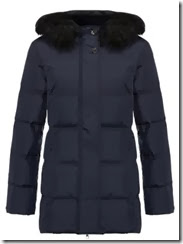 Jigsaw Padded Coat
