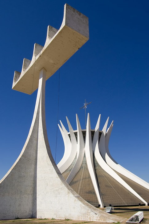 59. Catedral de Brasilia (Brasil)