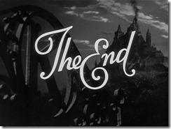 Citizen Kane End