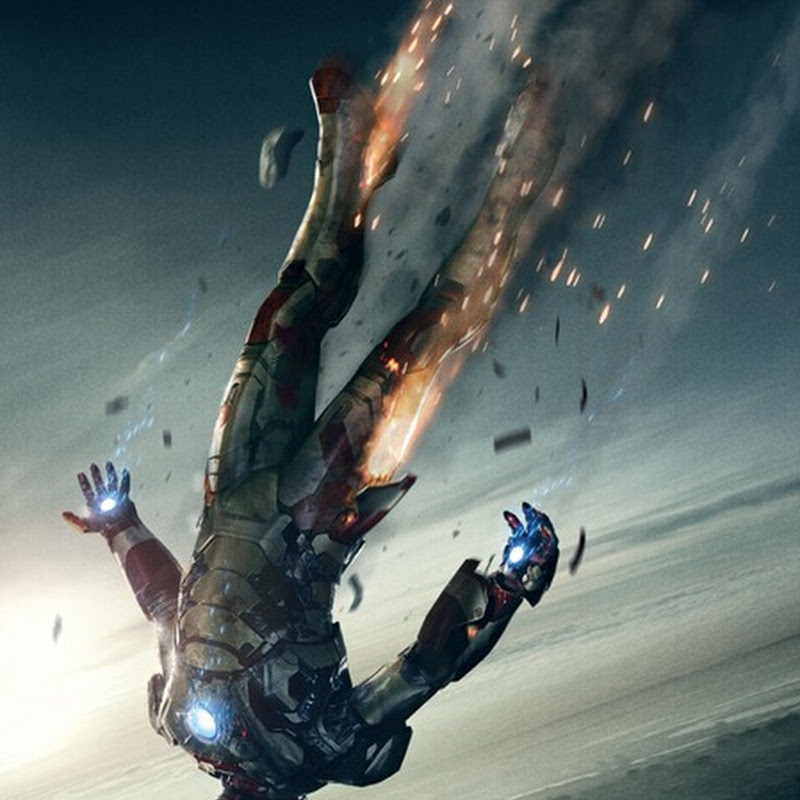 Marvel's Iron Man 3 Teases New Poster!
