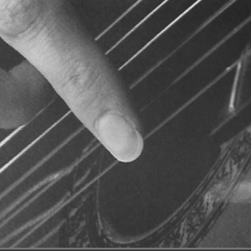 Cuidado y limado de uñas para Guitarra Clásica