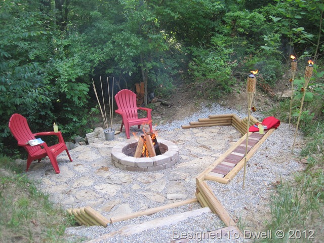 Creek Stone Patio