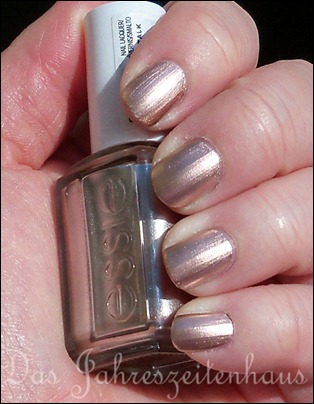 Essie - Mirror Metallics Collection - Penny Talk 4